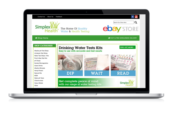 Ebay Shop Template Design