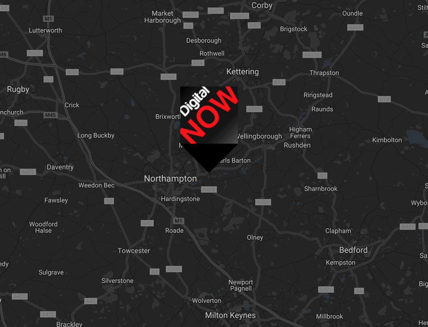 Northampton Website Design