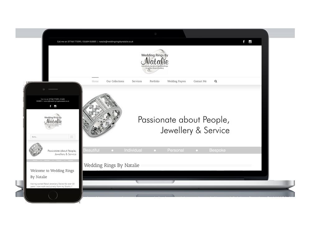 Wedding Rings By Natalie New Website
